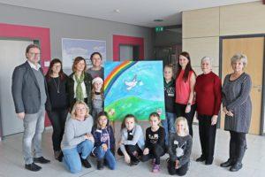 Besuch der Partnerschule aus Plesna