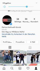 Read more about the article Die Markus Gottwalt Schule auf Instagram