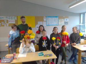 Valentinstag an der Markus Gottwalt Schule
