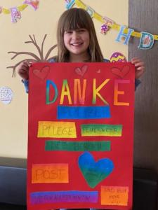 Unsere Schüler sagen Danke