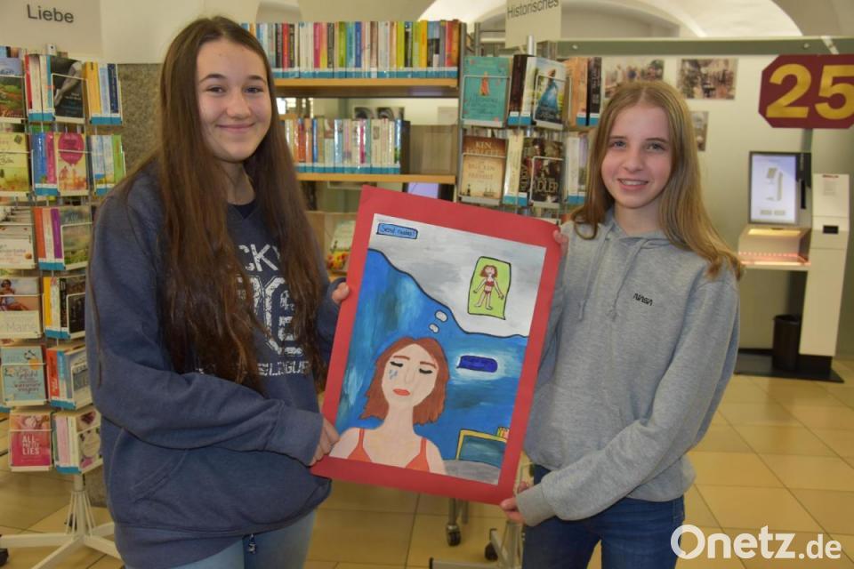"""Ausstellung """"Gefahren im Internet"""" in der Regionalbibliothek Weiden eröffnet"""