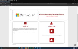 Microsoft Office für unsere Schüler