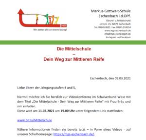 Read more about the article Dein Weg zur Mittleren Reife