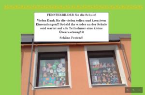 Oster- Fensterbilder
