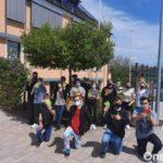 Schüler der Markus-Gottwalt-Schule helfen Schmetterlingen