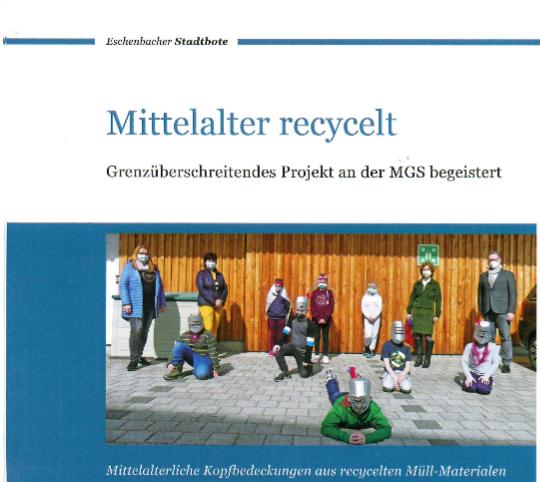 Mittelalter recycelt
