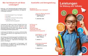 Read more about the article Bildung und Teilhabe