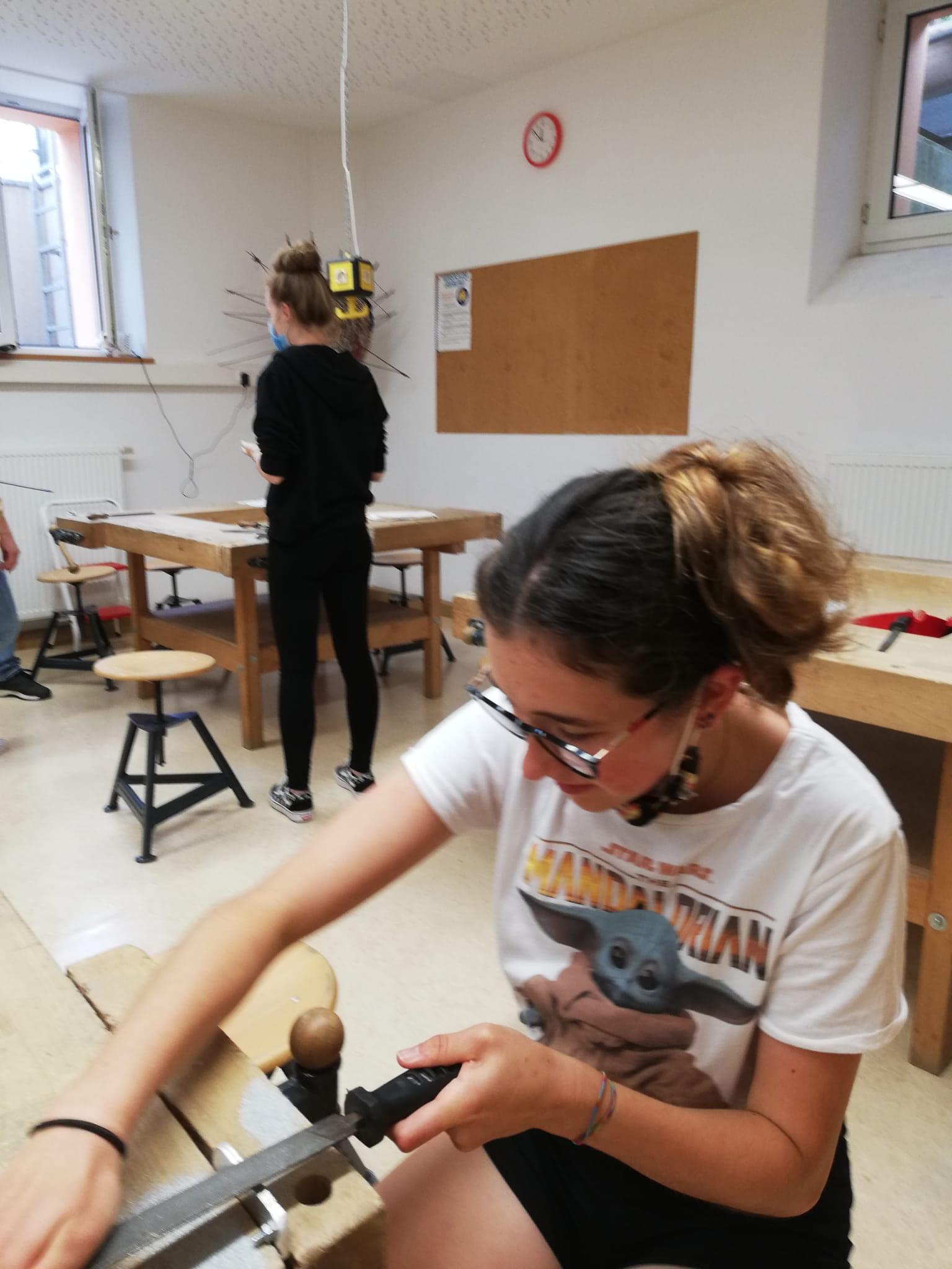 """Read more about the article Praxisprojekt """"Konstruktionsmechaniker/in"""" an der Markus-Gottwalt-Mittelschule"""