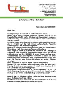 Read more about the article Schulanfang ABC