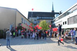 Read more about the article Bilderbuchwetter zum Schulanfang