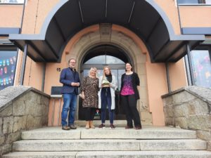 Read more about the article Kreisschülersprecherin aus unserer Schule